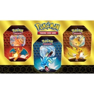Pokemon TCG Hidden fates tin without packs (Please indicate)