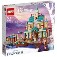 LEGO樂高 DISNEY迪士尼 41167 艾倫戴爾冰雪城堡