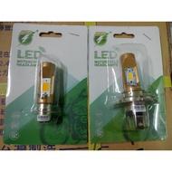 小盤 H6LED 交流AC 直上LED大燈 小皿 奔騰 豪邁 迪爵 高手 G4 風雲 H6 H4 LED