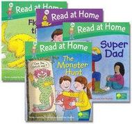 牛津閱讀樹Oxford Reading TreeRead at Home 30本 文檔MP3音頻