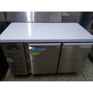 【慶豐餐飲設備】(全新瑞興4尺工作台冰箱)製冰機/蛋糕櫃/冷凍櫃/工作冰箱