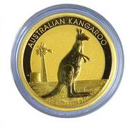 『限時89折』澳洲袋鼠金幣-1/2盎司(OZ)