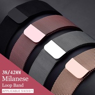 Milanese LOOP for Apple Watch BAND STRAP 42mm 38mm for i Watch 5/4/3/2/1 44mm 40mm