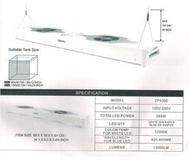 [HAPPY水族]免運 閃龍 積光ZETLIGHT ZP4300 海水LED節能省電燈(284W)(附調整遙控器)-白