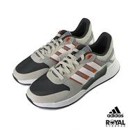 Adidas Run90s 新竹皇家 米灰色 網布 運動鞋 男款 NO.B1074【新竹皇家 B42207】