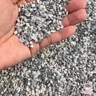 ยกกระสอบ 18 กก. รวม หินเกล็ดโรยหน้ากระถาง หินเกล็ดโรยกระบองเพชร แคคตัส ไม้อวบน้ำ