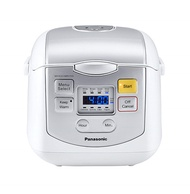 Panasonic SR-ZC075K 4-Cups (Uncooked) Rice Cooker  Multi-Cooker, White
