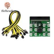 Power ule Breakout Board Kits for HP 1200W 750W PSU GPU Mining