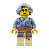 樂高 LEGO 80105 奶奶 新春廟會 全新