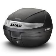 夏德 SHAD SH29 行李箱 置物箱 二手 + YAMAHA RS ZERO 後車架