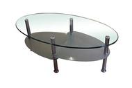 【尚品傢俱】602-53 帝查拉 雙層玻璃大茶几/客廳大桌/會客桌/辦公室休憩桌
