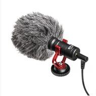 BOYA BY-MM1/ Boya mobile live camera SLR camera microphone recording universal condenser microphone