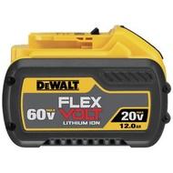 Dewalt FLEXVOLT 20V / 60V MAX 12.0 Ah電池