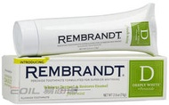 【易油網】【過期品】Rembrandt 深層增白牙膏 74g(綠) 強化淨白牙膏 85g(紅) 美國原廠
