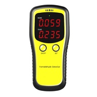 Portable Digital Formaldehyde Detector Household Hcho Benzene Detection Tvoc Air Quality Monitor Gas Analyzer Tester Meter