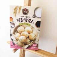 韓國 CJ 芝麻麵包粉 預拌粉500G