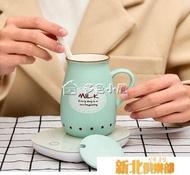 恆溫杯墊暖暖杯55度恒溫保溫碟加熱牛奶加熱器家用水杯子