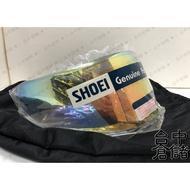 【SHOEI 日本進口】【台中倉儲 CWR-1 電鍍橘 電鍍片 X-14 Z-7可用】