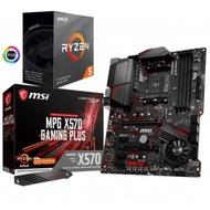 AMD Ryzen5 3600X+ MSI X570 組合套餐