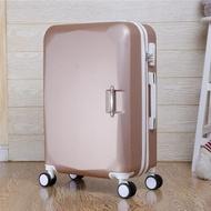 """20 """"22"""" 24 """"26"""" Carry-On กระเป๋าเดินทางมีล้อผู้หญิงและเด็กสีชมพูกระเป๋าน่ารักกระเป๋าเดินทางกระเป๋าล้อลากเด็กกระเป๋าเดินทาง"""