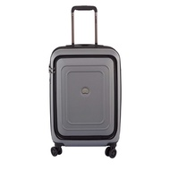 DELSEY Paris Delsey Luggage Cruise Lite Hardside 21 Carry on Exp. Spinner W/Front Pocket, Blue