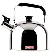 🌟公司貨附發票🌟ZEBRA斑馬牌 不鏽鋼笛音壺 B型 斑馬笛音壺 3.5L 5L 6L  煮水壺 茶壺 笛音壺 燒水壺