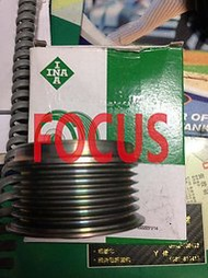 德國 INA 福特 FOCUS 12 TDCI 發電機軸承 單向軸承 其它PASSAT,LUPO,POLO 歡問詢問