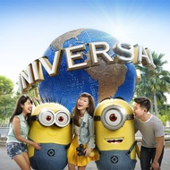 (Reopen from 4 Jul) Universal studios singapore(USS) E tickets