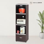 【米朵Miduo】1.5尺一抽三拉盤塑鋼電器櫃(含插座)
