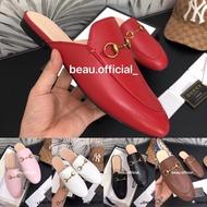Gucci經典半拖鞋 拖鞋 穆勒鞋