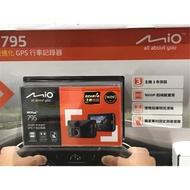 Mio Mivue 795 DASH Camera 高畫質測速行車紀錄器 原廠公司貨