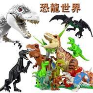 (zzishow) Dinosaur Building Blocks Tyrannosaurus Rex Jurassic Park Lego Dinosaur (zzishow)