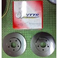【優質輪胎】VTTR原廠型劃線碟盤(WISH ALTIS CAMRY PREMIO EXSIOR VIOS)三重區