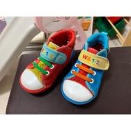 二手商品👉WHY AND 1/2。Combi 學步鞋。韓國Attipas襪型鞋學步鞋 粗穿不介意再購買