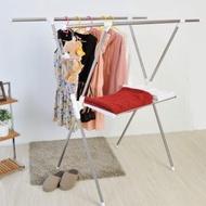 【H&R安室家】不鏽鋼三合一曬衣架
