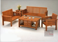 【尚品傢俱】799-01 未奧橡膠木全實木(1+2+3+大小茶几)木組椅木板椅泡茶桌椅