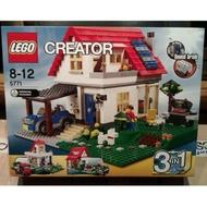 LEGO 5771 CREATOR 創意系列 山丘別墅