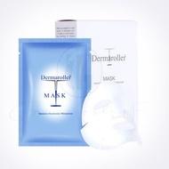 Dermaroller - 高濃度玻尿酸原液保濕修護面膜(10片裝)_德國製_平行進口貨品