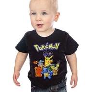 寶可夢童裝 神奇寶貝 精靈寶可夢 Pokemon go