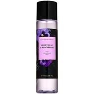 Bath & Body Work แบบ Fragrance Mist กลิ่น Violet Leaf & Blackberry   ใหม่แท้ 100% USA