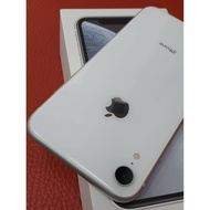 §轉機站§ 盒裝 便宜 蘋果 Apple iPhone xR 64G 64GB 6.1吋 白色 iXR 153