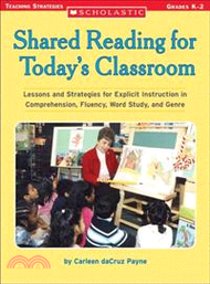 Shared Reading for Today's Classroom