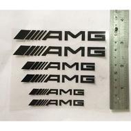 AMG 賓士 卡鉗貼 卡鉗貼紙改裝車身貼