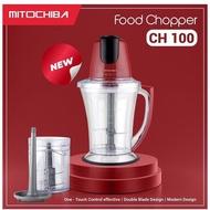 Diskon!! Blender Mitochiba Ch-100 Red Magic Chopper Mitochiba Terbau