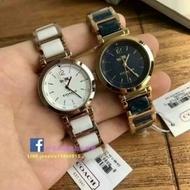 預購#怡君coach系列  Coach(Sport)  Bracelet 陶瓷手錶  錶盅30mm