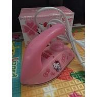 Hello Kitty迷你調溫電熨斗