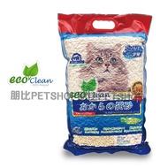 【朋比】送小禮物~ ECO艾可豆腐貓砂-原味 7L (一箱6入) 豆腐砂