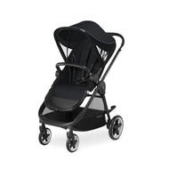 Cybex IRIS M-AIR 手推車 嬰兒推車 新生兒 空間大 (含雨遮、轉接座)