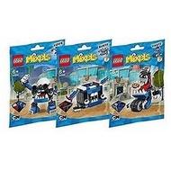 LEGO 樂高 MIXELS 7 系列 41554+41555+41556 三款合售