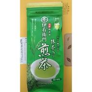 日本 京都 福壽園 伊右衛門 抹茶煎茶 100g